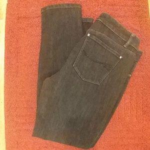 White House Black Market Black Jeans Size 10